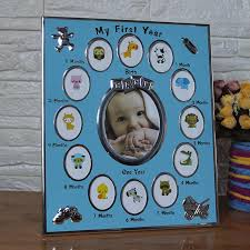 My First Year <b>Baby</b> Gift Kids Birthday Gift Home Family Decoration ...