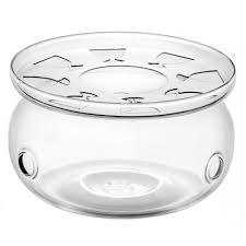 <b>Подставка для подогрева чайника</b> 13*8 см. стеклянная /1/36 ...