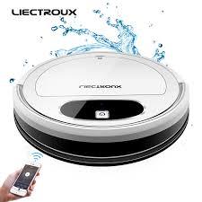 LIECTROUX 11S <b>Liectroux 11S Robot Vacuum</b> Cleaner,WiFi App ...