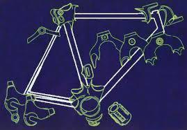 Framebuilding <b>Bicycles</b>. <b>Tubing</b>, Parts, and Tools