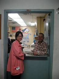 coney island hospital jiewen zhao i am standing in front of the coney island hospital mail room the nice man who works over here i m delivering the medical files to the mail room