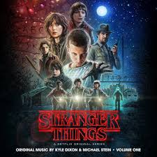<b>Stranger Things</b> — Kyle Dixon, Michael Stein. - Яндекс.Музыка