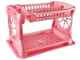 <b>Сушилка для посуды Лидия</b> розовый перламутр - в наличии и ...