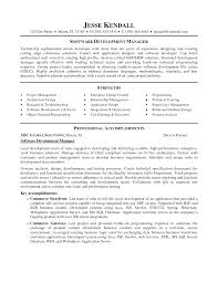 software development manager resume resume badak development manager resume sample