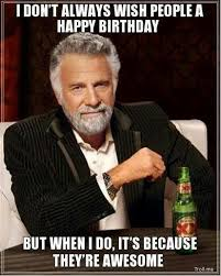 Birthday Funny Memes on Pinterest | Australia Funny, Birthday ... via Relatably.com