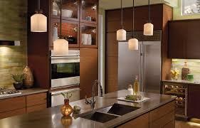 Lighting For Kitchen Island Lovely Mini Pendant Lights Over Kitchen Island Pertaining To House