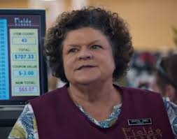 Occupation. Cashier. Portrayed by. Mary Pat Gleason. First Appearance. The Bump in the Road. Crystal Jones is a cashier ... - Crystal_Jones