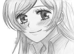 Картинки <b>аниме</b> для срисовки <b>карандашом</b> (70 рисунков)