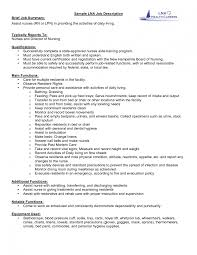 nursing job resume sample certified nursing assistant resume experienced nursing resume