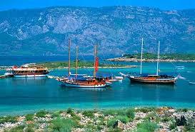 Острова <b>Турции</b> и их <b>легенды</b>