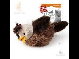 <b>GiGwi игрушка</b> для кошек со звуковым чипом. - YouTube