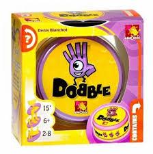 <b>Настольная игра Asmodee</b> Dobble — купить по выгодной цене на ...