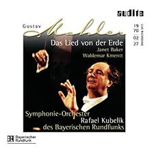Waldemar Kmentt, Janet Baker, Gustav <b>Mahler</b>, <b>Rafael Kubelik</b> ...