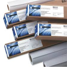 861765 Hewlett Packard [<b>HP</b>] <b>Universal Coated Paper</b> Roll 95gsm
