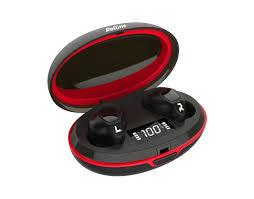 <b>Rollme T05 Tws</b> אלחוטי bluetooths אוזניות 5.0 HiFi סטריאו הדיבורית אוזן ...