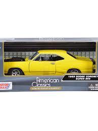 <b>Модель машины</b> Dodge Coronet Super Bee 1:24 73315AC <b>Motormax</b>