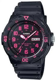 Мужские <b>часы Casio</b> Analog <b>MRW</b>-<b>200H</b>-<b>4C</b>