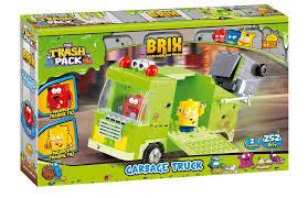 Купить <b>COBI</b> The <b>Trash</b> Pack <b>Garbage</b> Truck SET# 6242 на eBay ...
