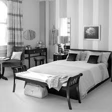 modern black white bedroom design black white bedroom interior