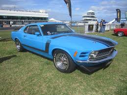 Engine Horsepower - Muscle Car Horsepower