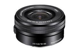 <b>Объектив SONY</b> E 16-50mm f/3.5-5.6 PZ OSS (<b>SELP1650</b>) Black ...