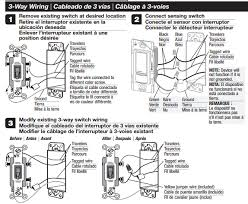 electrical can i add an occupancy sensor to a 3 way circuit 3 way wiring diagram