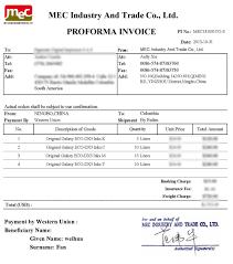 ups proforma invoice invoice template ideas ups proforma invoice mec131031co s original galaxy dx5 eco inks to allsign 1000 x 1131