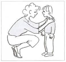 Резултат слика за Общаться с ребенком. Как?