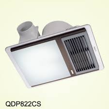 bathroom heaters exhaust fan light: qdpcs china bathroom heater fan light quiet exhaust fan