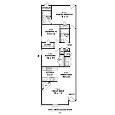 images about Small House Plans on Pinterest   Shotgun house       images about Small House Plans on Pinterest   Shotgun house  House plans and Floor plans