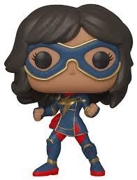 Купить <b>Фигурка Funko POP! Avengers</b> Game: Мисс Марвел ...