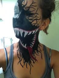 s ic books cool masks venom mask marvel spider man mask spiderman venom venom makeup
