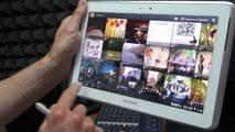 Обзор <b>Samsung Galaxy</b> Note 10.1 - 9 месяцев вместе – Видео ...