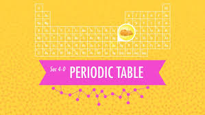 The <b>Periodic Table</b>: Crash Course Chemistry #4 - YouTube