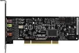 Купить <b>Звуковая карта</b> PCI <b>ASUS</b> Xonar DG в интернет-магазине ...