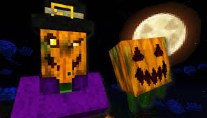 the cursed village minecraft halloween story