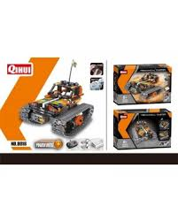 Купить Радиоуправляемый <b>конструктор Qihui Mechanical Master</b> ...