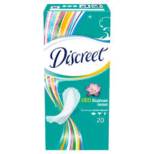 """<b>Прокладки</b> женские <b>гигиенические</b> на каждый день """"<b>Discreet Deo</b> ..."""