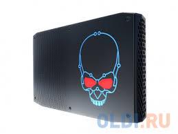 Неттоп <b>Intel NUC L10</b> Hades Canyon Original (BOXNUC8i7HNKQC2)