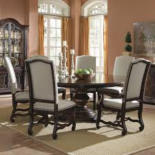 stylish brilliant dining room glass table:  brilliant round dining room table sets for  for round dining room tables for