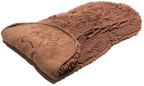 <b>Полотенце для собак Dog</b> Gone Smart SHAMMY коричневое, 33 х ...