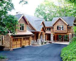 Luxury Lake Retreat   Architectural Designs House Plan GG    Luxury Lake Retreat   Architectural Designs House Plan GG rustic exterior