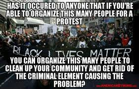 Meme Exposes HARD TRUTH About Black Lives Matter Protests | The ... via Relatably.com
