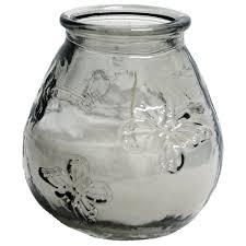 <b>Свеча</b> ароматическая в <b>стекле</b>, цвет серый в Москве – купить по ...
