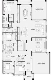 images about House Plans on Pinterest   House plans  Floor     n house plans   master at rear   Google Search