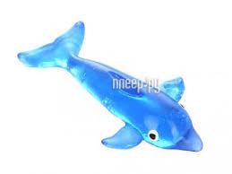 <b>Игрушка антистресс Лизун</b> гелевый СмеХторг Дельфины