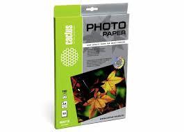 Купить Фотобумага <b>Cactus CS-MA419050 A4</b>/<b>190г/м2/50л</b>./белый ...
