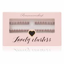 <b>Romanovamakeup Пучки</b>-<b>сердечки</b> для ресниц <b>Lovely Clusters</b> ...