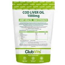 <b>Cod Liver Oil</b> | Great Health Benefits Low Prices | Club Vits ...