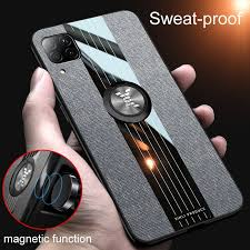 Huawei Nova 7i Case Shockproof <b>Armor Car Magnetic</b> Ring Stand ...